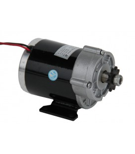 Электродвигатель постоянного тока 36v450w с редуктором