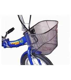 Корзина велосипедная на переднюю вилку