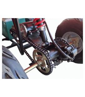 Звёздочка ведомая для электроквадроциклов и электросамокатов