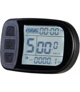 Дисплей LCD-5 для контроллеров KUNTENG на 24v,36v,48v