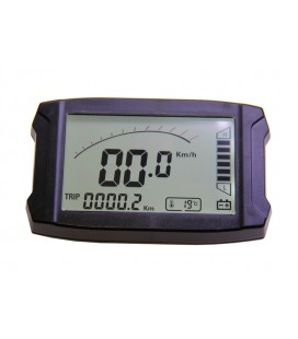 Универсальный LCD дисплей для электротранспорта с напряжением питания 48v