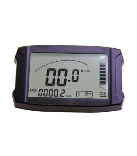 Универсальный LCD дисплей для электротранспорта с напряжением питания 36v