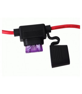 Светодиодный индикатор уровня зарядки аккумуляторной батареи на 48v