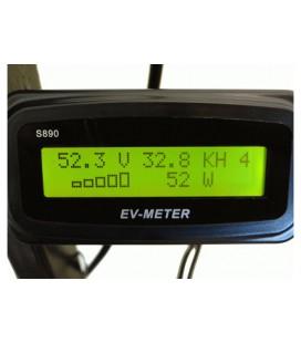 Программируемый синусный контроллер Sabvoton 48v-72v150A c LCD дисплеем в комплекте