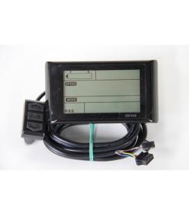Контроллер Вольта 72v2000w с LCD дисплеем в комплекте