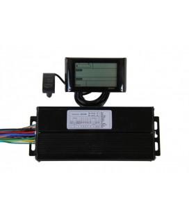 Контроллер Volta 48v/1000w с LCD дисплеем в комплекте