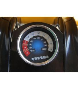 Ручка газа со светодиодным индикатором на 48v и кнопкой включения питания
