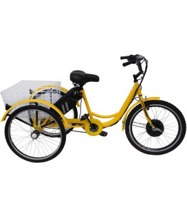 Электровелосипед трехколесный Вольта Хобби 1000