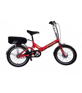 Электровелосипед складной Вольта Квант
