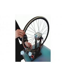Заспицовка мотор колес