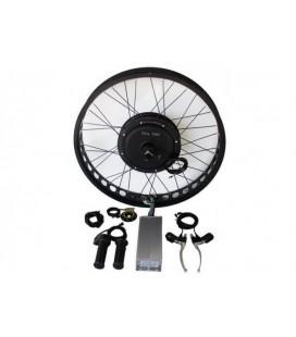 Электронабор с прямо-приводным мотор колесом Вольта 60v2000w для фэтбайка