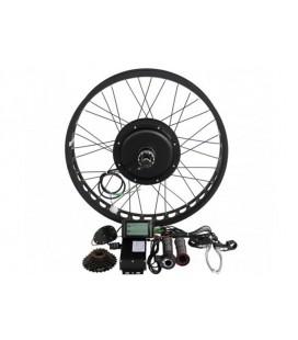 Электронабор с прямо-приводным мотор-колесом Volta 48v1000w для Fat bike