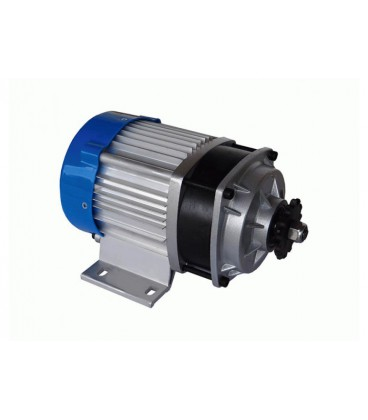 Электронабор с электродвигателем BLDC 36v500w, с планетарным редуктором.