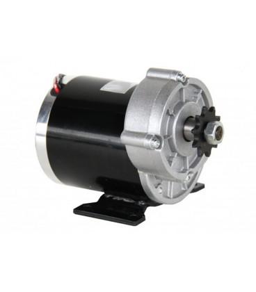 Электронабор с редукторным электродвигателем DC 24v450w