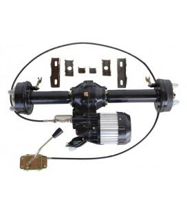 Автоматическое зарядное устройство для литий ионных АКБ на 36v (5A)