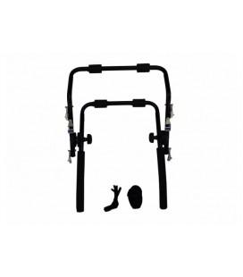 Универсальное крепление для 1-2 велосипедов на автомобиль
