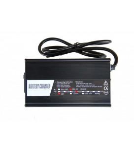 Автоматическое зарядное устройство для литий ионных АКБ на 48v (10A)