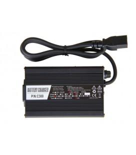 Автоматическое зарядное устройство для литий ионных АКБ на 60v (3А)