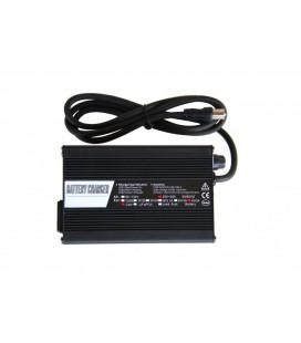 Автоматическое зарядное устройство для литий ионных АКБ на 48v (2А)