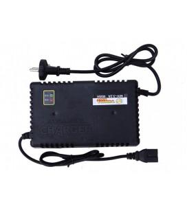 Автоматическое зарядное устройство для свинцово-кислотных АКБ на 60V (2.8A)