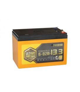 Тяговый свинцово-кислотный аккумулятор AGM 12v13.3Ah Графен - нано