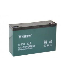 Тяговый свинцово-кислотный аккумулятор AGM 12v32Ah
