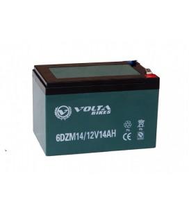 Тяговый свинцово-кислотный аккумулятор AGM 12v14Ah