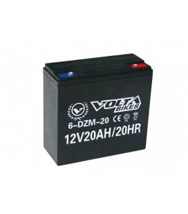 Тяговый свинцово-кислотный аккумулятор AGM 12v20Ah
