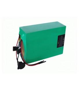 Универсальный литий ионный аккумулятор Вольта 48v13Ah