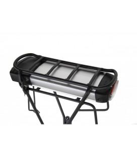 Литий ионный аккумулятор Вольта, 36v13Ah, в комплекте с багажником