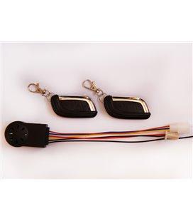 Охранная сигнализация для контроллеров Вольта