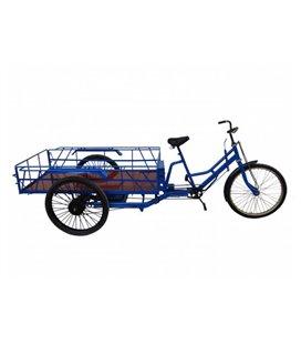 Электровелосипед грузовой трёхколёсный Вольта Карго -1300