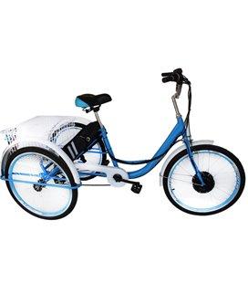 Электровелосипед трехколёсный Вольта Хобби 1000