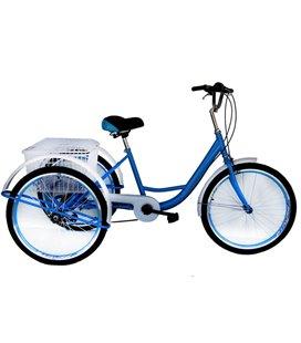 Велосипед трехколесный Вольта Хобби