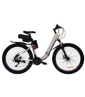 Электровелосипед складной Вольта Де люкс 1000
