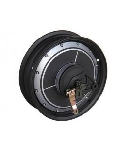 Мотор колесо QS motor 60v3000w с ободом 12' для электроскутера