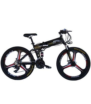 Электровелосипед складной Вольта Ягуар 750