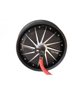 Заднее мотор колесо 24v350w(750w) усиленное, под 1 – 4 звезды