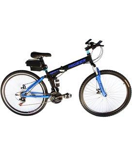 Электровелосипед складной двухподвесный Вольта Майгир 750