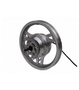 Электронабор заднее мотор-колесо Volta 36v350w в литом ободе 14 и переднее колесо 14