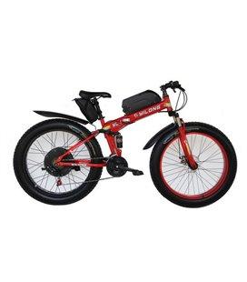 Электровелосипед складной Вольта Страйк 2000
