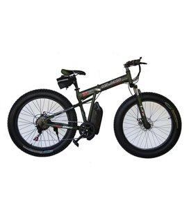 Электровелосипед складной Вольта Раптор 1000