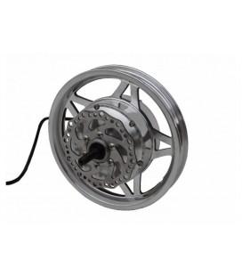 Заднее мотор-колесо Volta 36v350w в литом ободе 12'