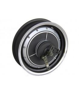 Заднее мотор колесо QS motor 48-96v 3000w(7000w)