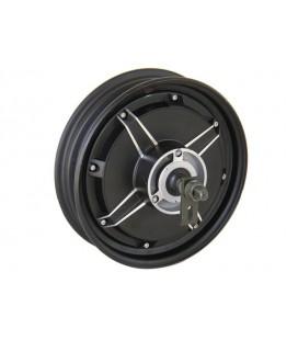 Мотор-колесо QS motor 48v2000w с ободом 10' для электроскутера