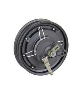Мотор-колесо QS motor 60v2000w с ободом 10' для электроскутера