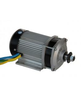 Электродвигатель 60v1500w с планетарным редуктором