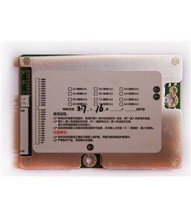 BMS 16s для литий ионных аккумуляторных батарей на 60v120А